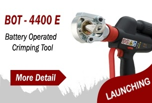 Battery Operated Crimping Tool